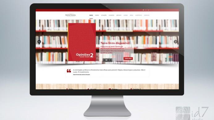Desenvolvimento de Site - Josenir Teixeira