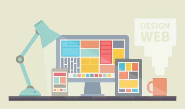 design de website profissional