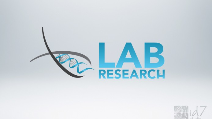 logotipo lab research