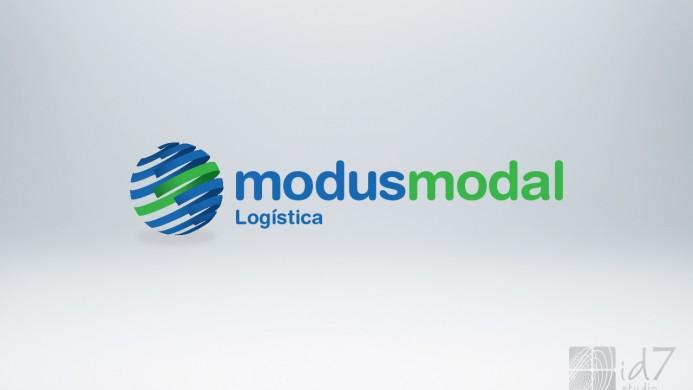 logotipo modus modal