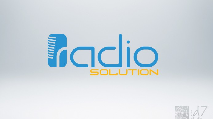 logotipo radio solution