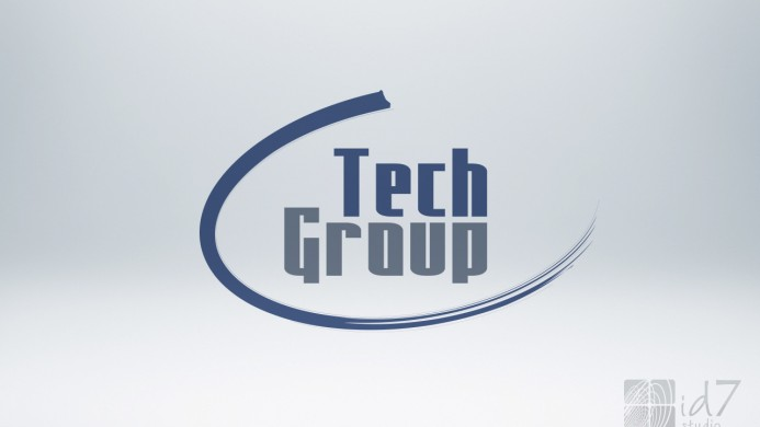 logotipo tech group