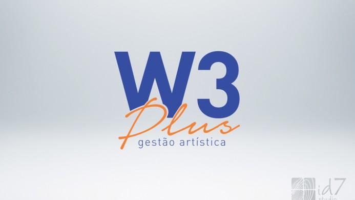 logotipo w3 plus
