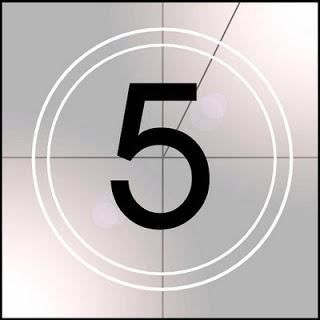 cinco segundos