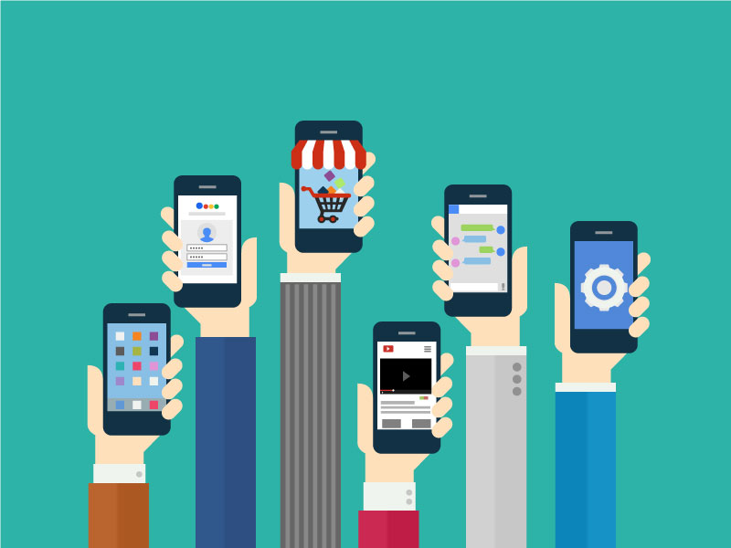 Site Mobile - Estúdio de Design