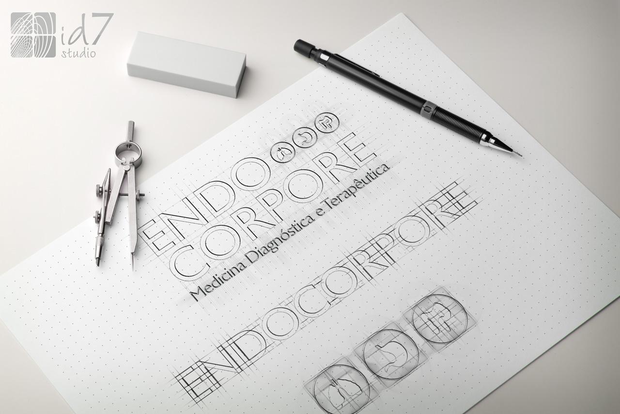 Desenvolvimento de logotipo Endocorpore