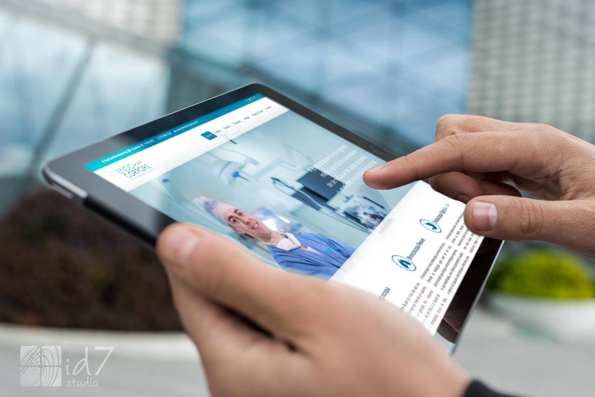 Website Mobile Endocorpore