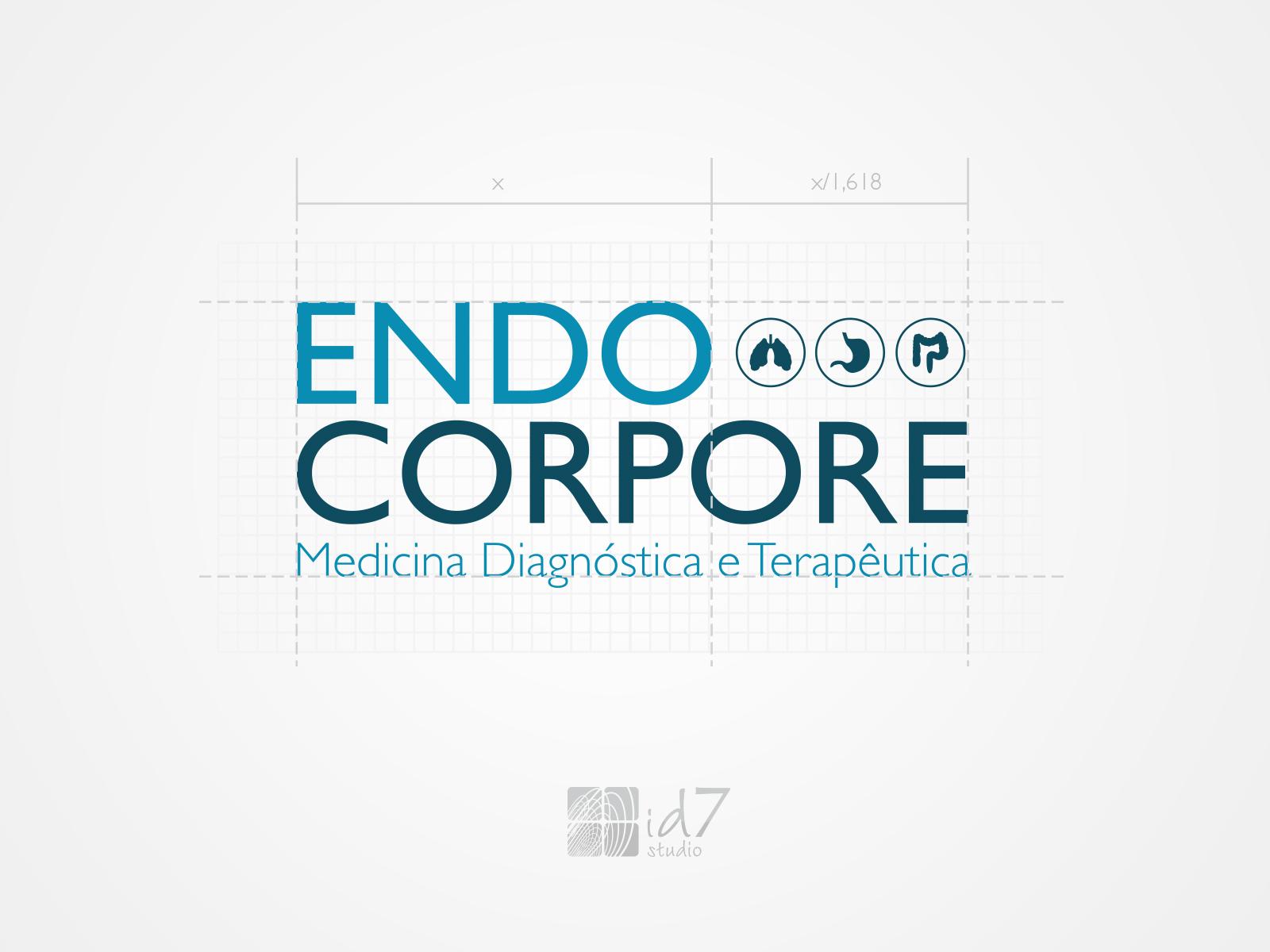 Criação de logotipo Endocorpore