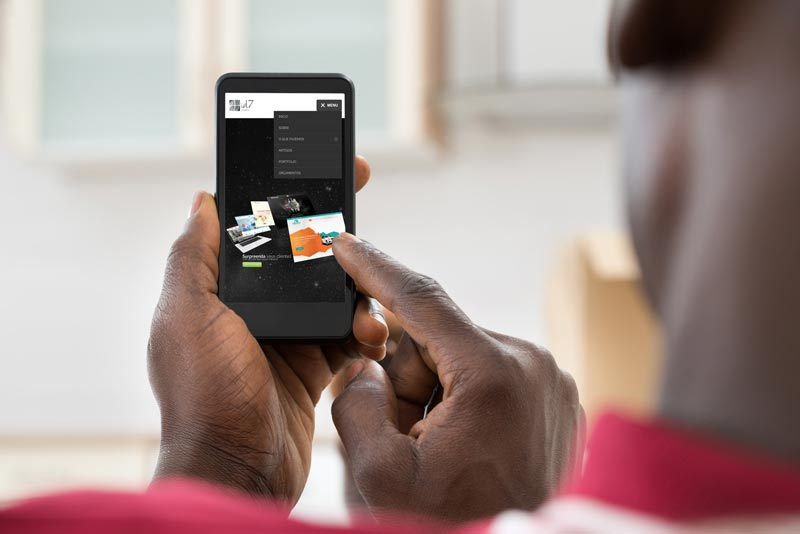 Site Mobile - id7