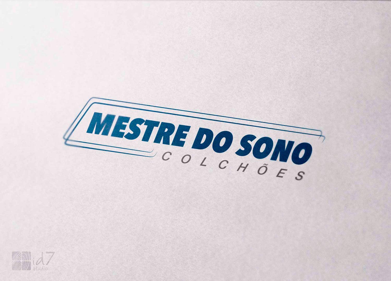 Logo Loja de Colchões