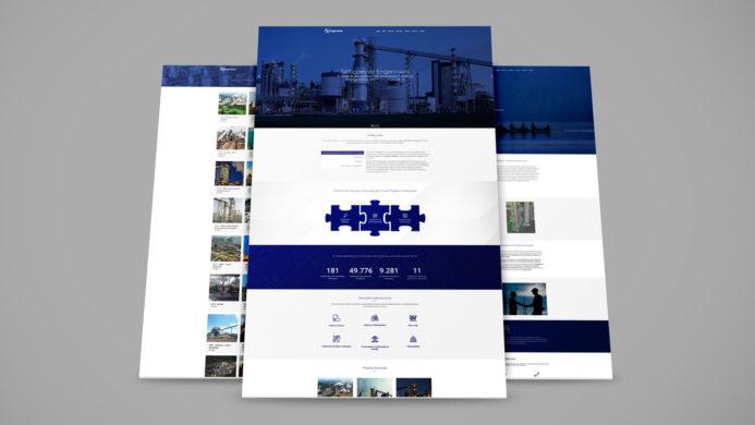 Site para Engenharia